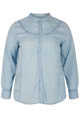 Blouse Zizzi MEI Monte denim