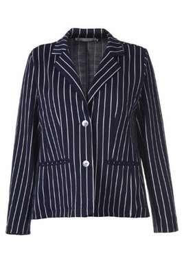 Blazer Studio Navy Blue