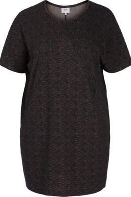 Tuniek Falcon Zizzi damast tricot