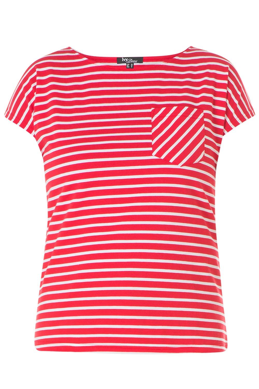 f91501c520f216 ... Shirt Ivy Bella streepjes print ...